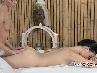 Suggest Oil massage orgasm video you