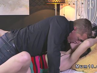 Up and tied fucked milf