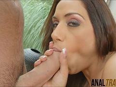 Buttlicious Nomi Melone loves rough anal sex with thick cock