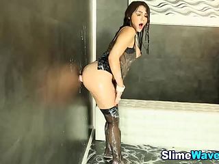Beautiful punjabi girl stripping naked